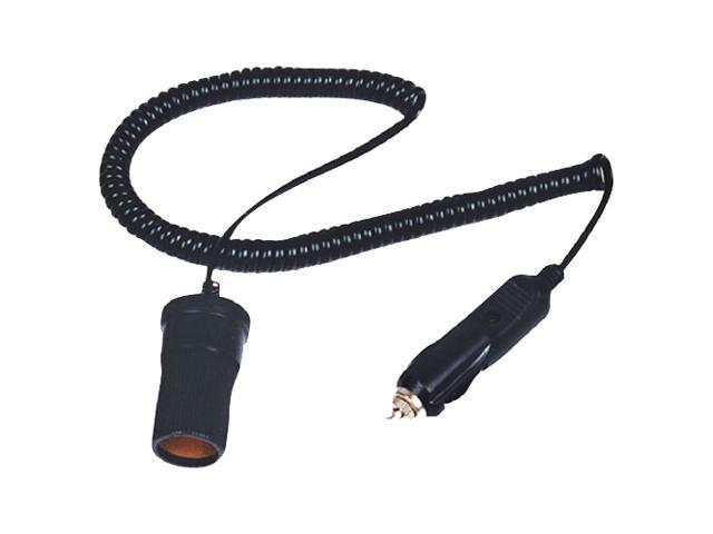 Plug In Car Cigarette Lighter Port Extension