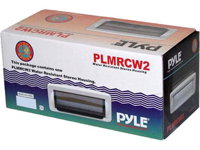 Pyle White Water Resistant Radio Shield