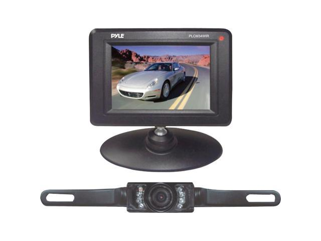 "PYLE 3.5"" Wireless Monitor & Night Vision Camera System"