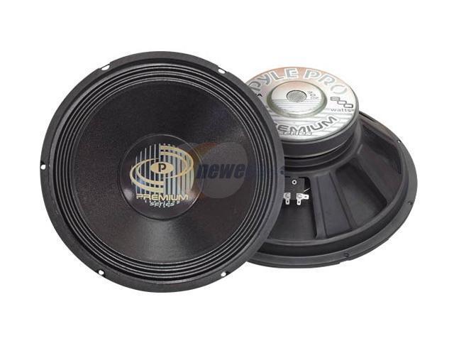 PYLE PPA15 800 Watt Professional Premium PA 15'' Woofer