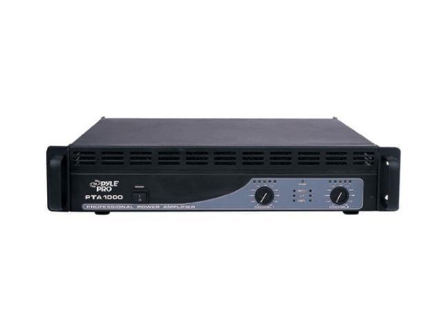 1000 Watts Professional Power Amplifiers