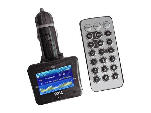 Plug In Car MP3/USB/SD/iPod Wireless FM Transmitter/Modulator