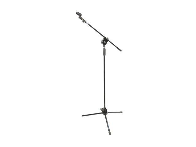 PylePro PMKS3 Tripod Microphone Stand W/ Extending Boom