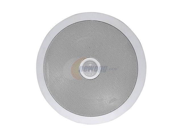 PYLE PD-IC80 Two-Way In-Ceiling Speaker System 8'' 300 Watt Pair