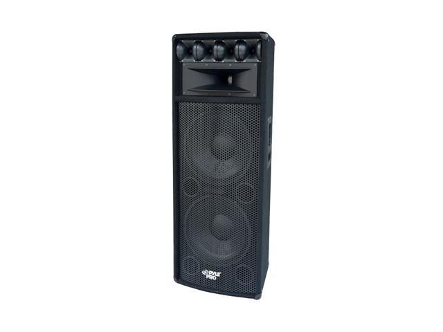 PYLE PADH212 1600W Heavy Duty 7 Way Pa Loud-speaker Cabinet Single