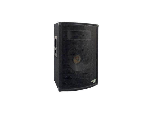 "PYLE PADH1079 500 Watt 10"" Two-Way Speaker Cabinet Single"