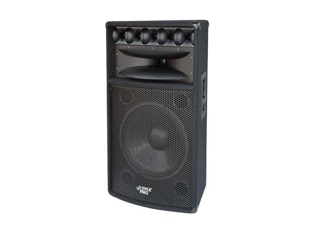 PYLE PADH1569 1000 Heavy Duty 2 Way Pa Loud-speaker Cabinet Single