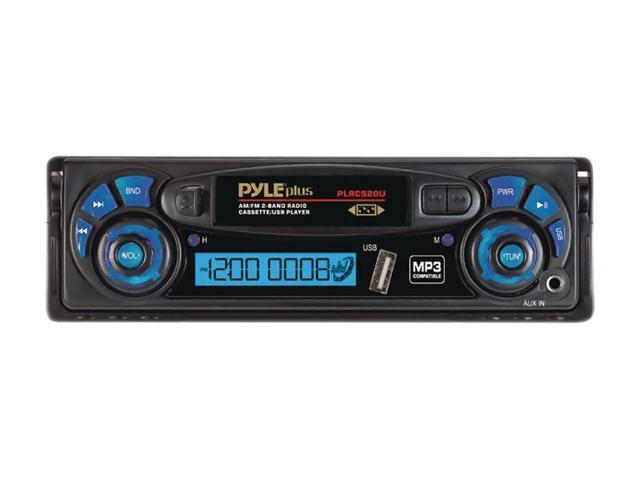 PYLE AM/FM Radio/Auto Reverse Car Cassette Player