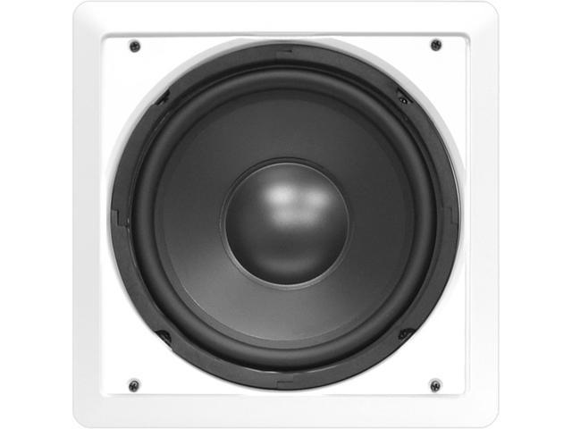 PYLE PDIWS8 8'' In-Wall / In-Ceiling High Power Subwoofer Single