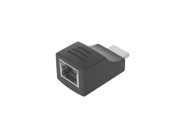 SIIG HDMI over CAT5e Mini-Receiver CE-H20211-S1