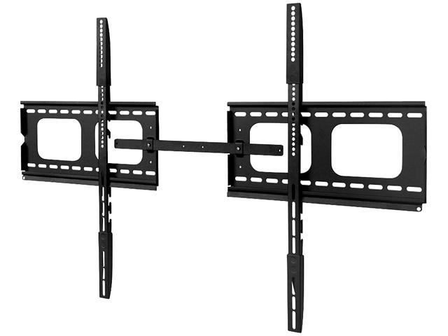 "SIIG CE-MT0V12-S1 60""-102"" Low Profile Universal XL TV Wall Mount LED & LCD HDTV,up to VESA 800x800 max load 330 lbs,Compatible ..."