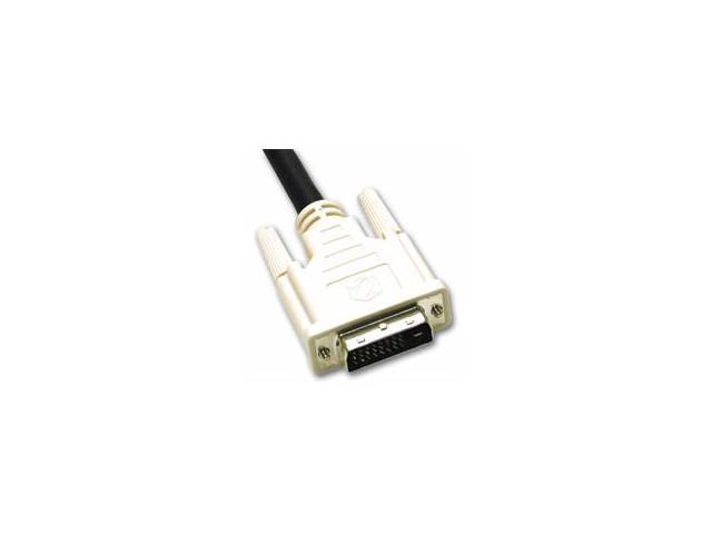 C2G 6.5 ft. DVI-D M/M Dual Link Digital Video Cable Model 26911