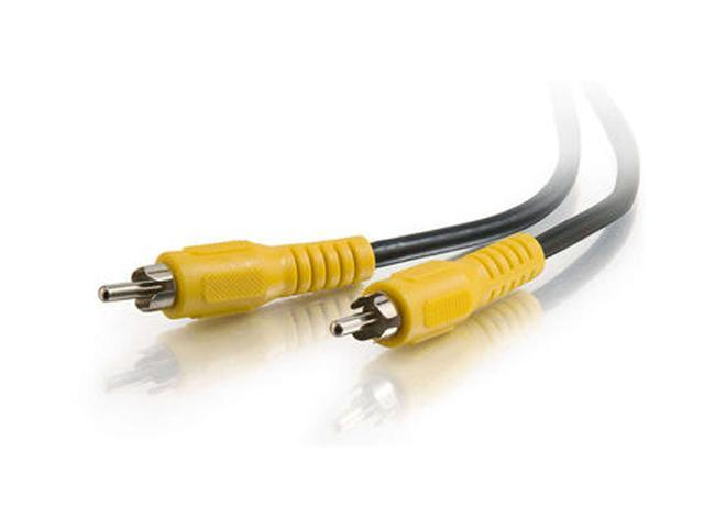 C2G Model 40452 3 ft. Value Series Male to Male Composite Video Cable