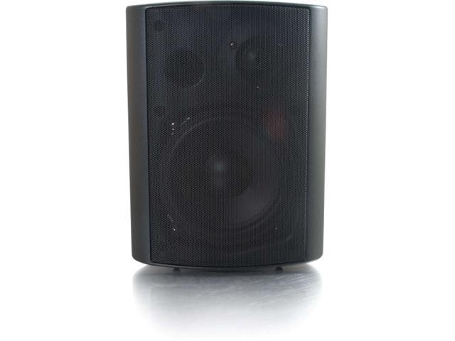 C2G 30 W RMS Speaker - 2-way - Black