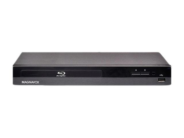 Magnavox WiFi Built-in Blu-ray Disc Player MBP5320