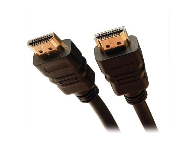 Tripp Lite P569-010 10 ft. Black Connector A: HDMI® Male Connector B: HDMI® Male High Speed HDMI® Cable with Ethernet M/M ...