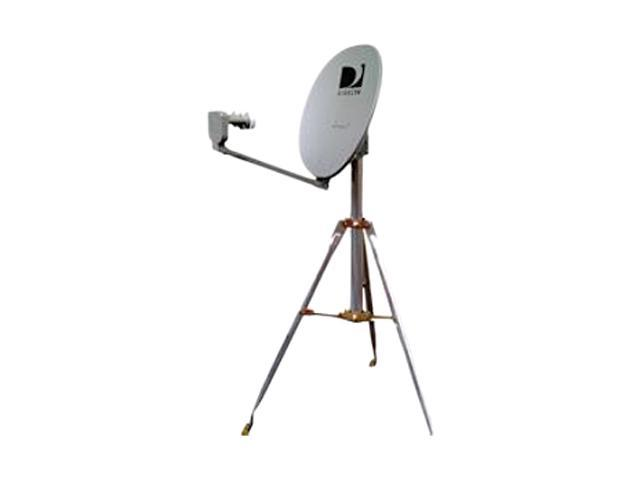 DIRECTV RVKIT20 20 Single Dish With Tripod And Hookup Cables