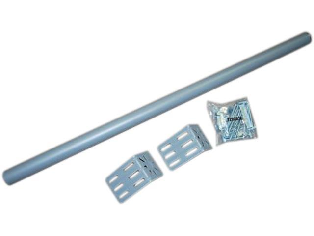 DIRECTV SLMTRM Slim Line Apartment Rail Mount (2 Pack)