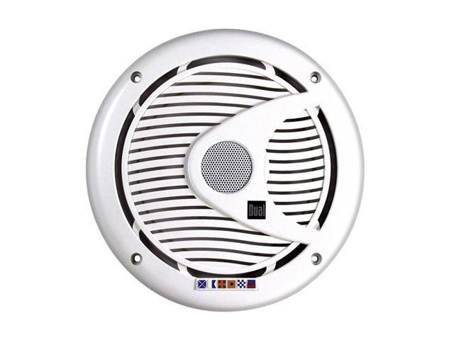 "Dual 6.5"" 175W 2-Way Marine Speaker"