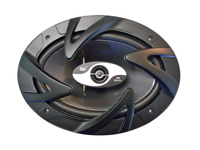 "Dual 6"" x 9"" 120 Watts Peak Power 2-Way Car Speaker"