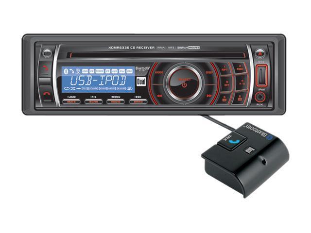 Dual In-Dash CD Receiver