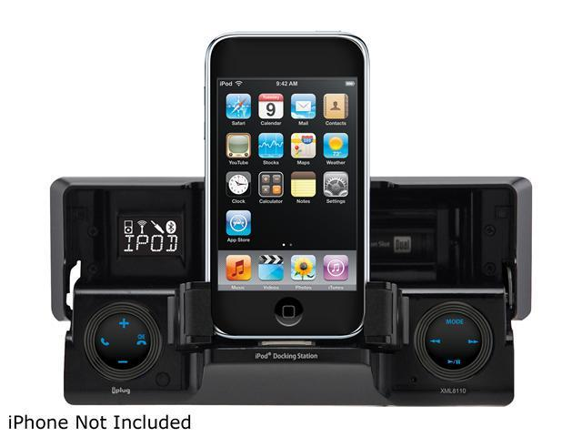 Dual In-Dash AM/FM/Bluetooth Ready Docking Station for iPod