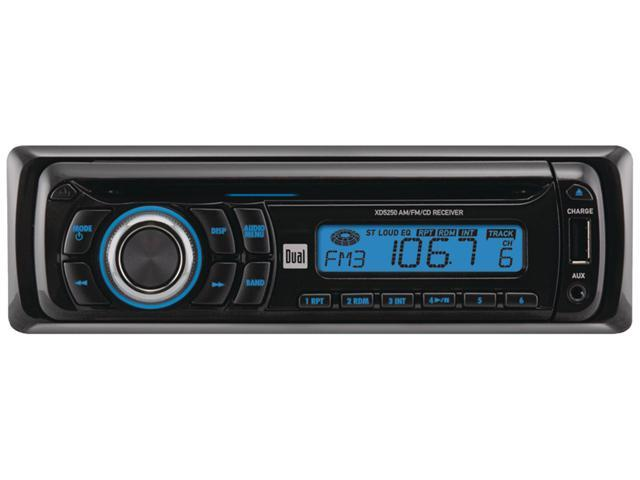 Dual In-Dash CD Receiver w/ AUX & USB