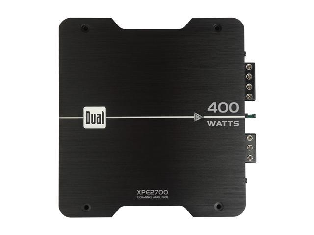 Dual 400W 2 Channels Amplifier
