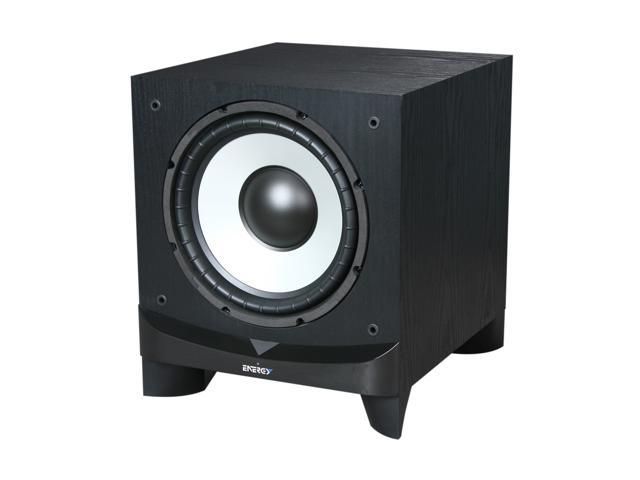 Energy ESW-C10 10-Inch Powered Subwoofer (Black)