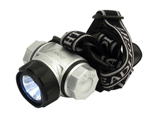 DORCY DCY412098 115 Lumen - 3AAA LED Headlight W/ Batteries