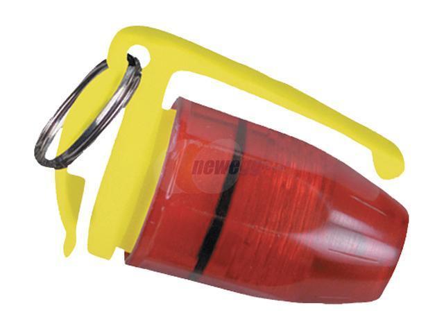 Pelican 2130-010-245 Mini Flasher 2130 LED Flashlight, Yellow