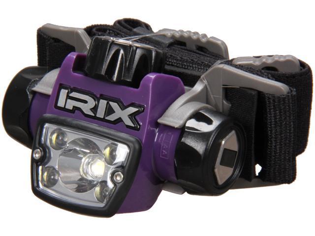 Icon Light IRIX LED w/ Refelctot Purple Head Lamp