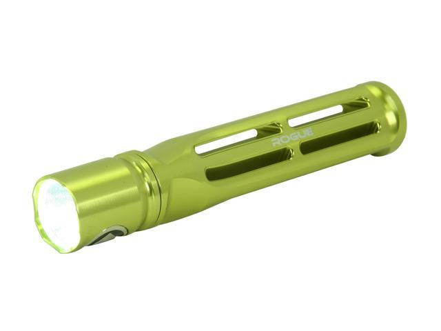 Icon Light RG204B Rogue 2 Green Aluminum Flashlight 130L/6L