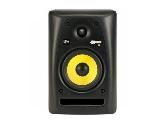 KRK Systems RP5G2 Rokit G2 Powered Studio Monitor - 5 inch, 75 Watts