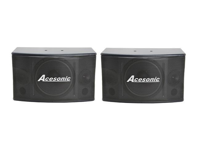 Acesonic SP-450 300 Watt Professional Karaoke Speaker System