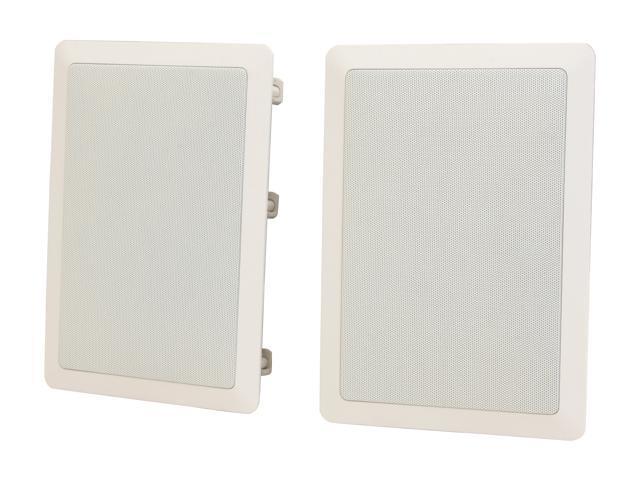 "Polk Audio RC65i White 6.5"" High Performance In-Wall Speaker Pair"