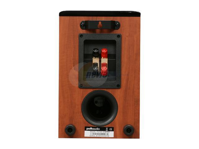Polk Audio TSi100 Loudspeaker Cherry Pair