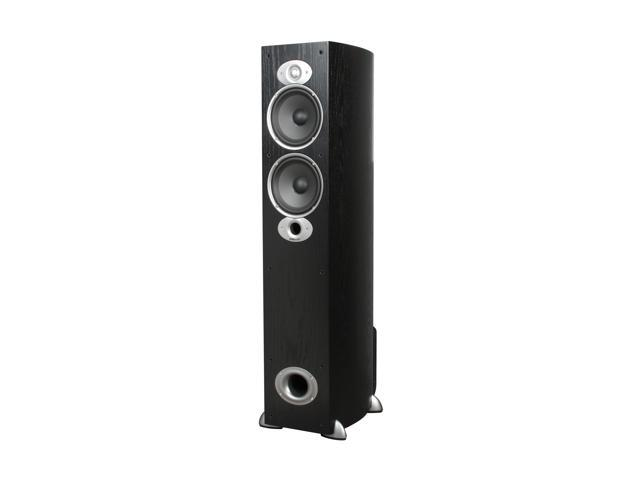 Polk Audio RTI A5-Black High Performance Floorstanding Loudspeaker Single