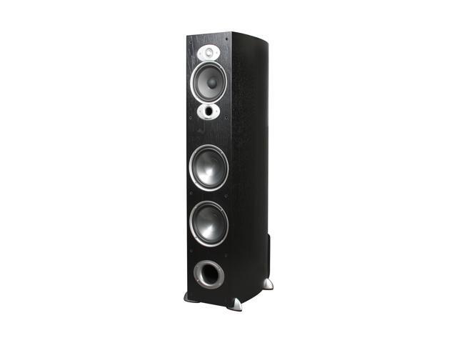 Polk Audio RTI A7-Black High Performance Floorstanding Loudspeaker Single