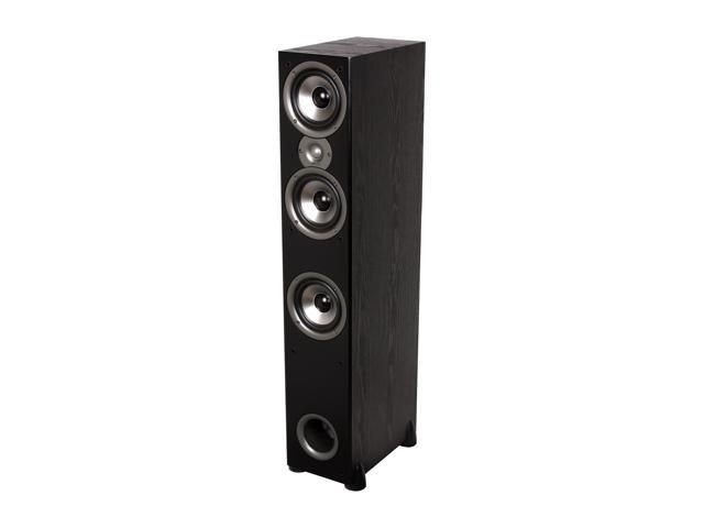 Polk Audio Monitor60 Series II Floorstanding Loudspeaker Black Single