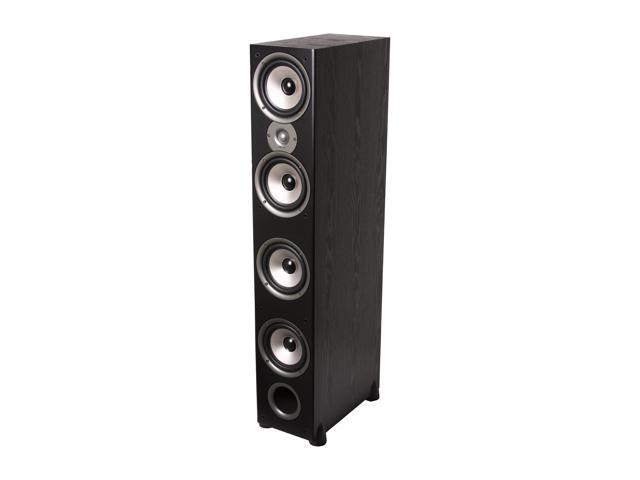 Polk Audio Monitor70 Series II Floorstanding Loudspeaker (Black) Single -  Newegg com