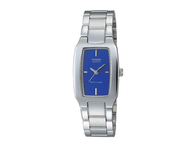 CASIO Casual Classic Ladies Watch - Blue watch face