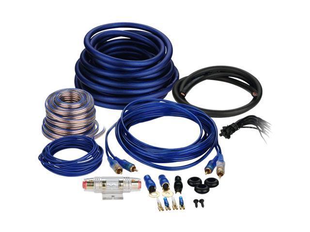 1600W 4GA Amplifier Kit
