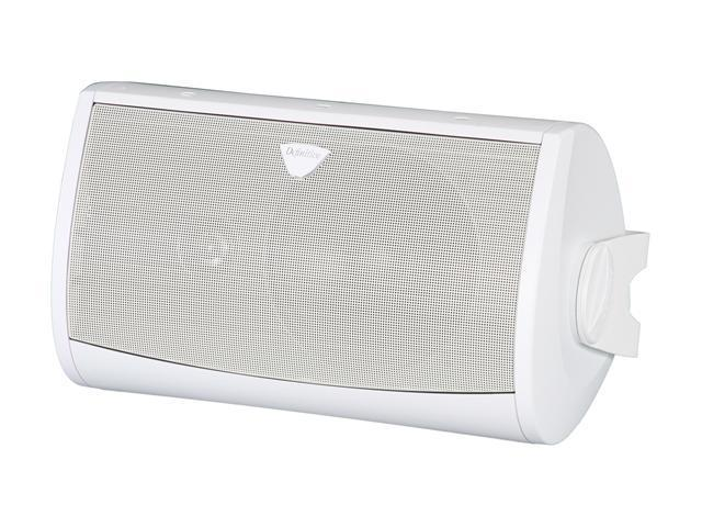 Definitive Technology All-Weather AW6500 Ultra-Performance All Weather Speaker with Bracket (White) Single