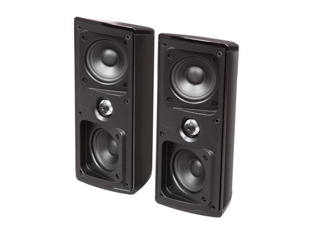 Definitive Technology Mythos Gem Compact Main or Surround Speaker (Black) Pair