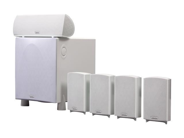 Definitive Technology Home Theater Speaker System (White)