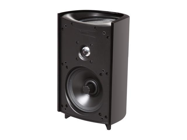 Definitive Technology Compact Main or Surround Speaker (Black) Single