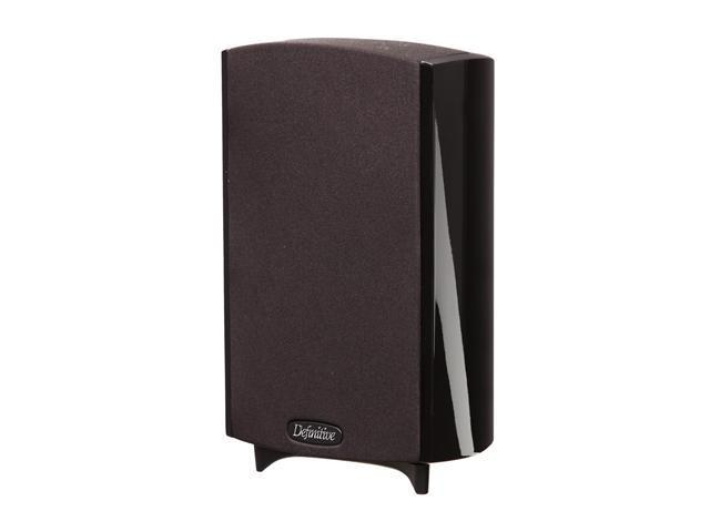 Definitive Technology ProMonitor 800 2-way Satellite Speaker - Each (Black)