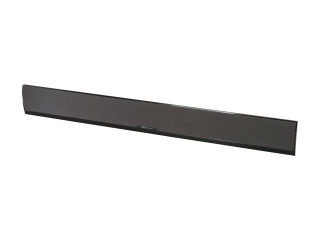 Definitive Technology Active Soundbars Mythos XTR-SSA5 5 CH Ultra-Thin Single Speaker Surround Bar Single