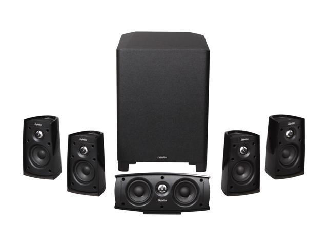 Definitive Technology ProCinema 400 5.1-Channel Home Theater Speaker System